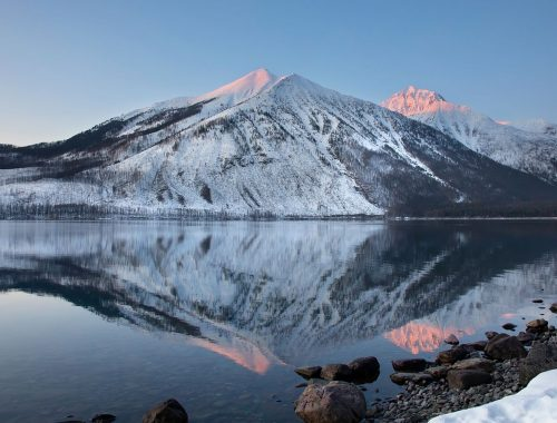Glacier National Park. Today, its namesake glaciers are in peril. In 1966, the park had 35 named glaciers, according to the National Park Service. By 2015, nine of those were already inactive, and all of the park's glaciers have shrunk since 1966
